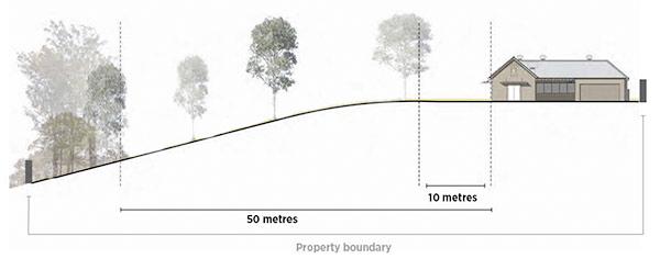 Explaining the 10/50 vegetation clearing rule 5